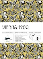 Vienna 1900: Gift & Creative Paper Book