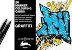 Graffiti Style (Marker Colouring Sheets Book)