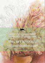 Still Life Bouquets af Pepin