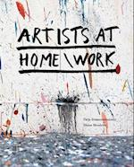Artists at Home/Work af Thijs Demeulemeester