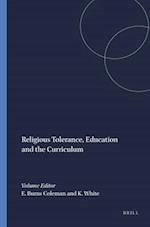 Religious Tolerance, Education and the Curriculum af Elizabeth Burns Coleman, Kevin White