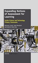 Expanding Notions of Assessmentfor Learning