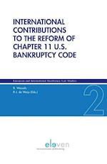 International Contributions to the the Reform of Chapter 11 U.S. Banktruptcy Code af Bob Wessels