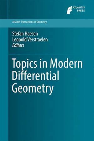 Bog, hardback Topics in Modern Differential Geometry