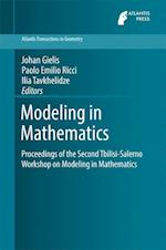 Modeling in Mathematics : Proceedings of the Second Tbilisi-Salerno Workshop on Modeling in Mathematics