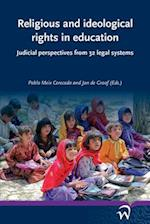 Religious and Ideological Rights in Education