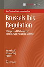 Brussels Ibis Regulation (Short Studies in International Law)