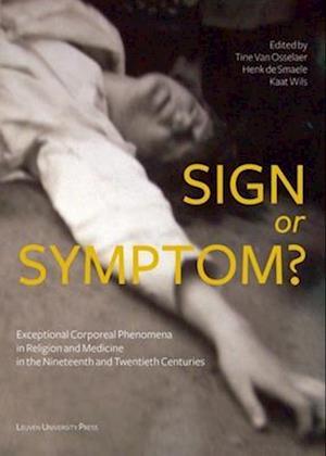 Bog, paperback Sign or Symptom? af Henk De Smaele