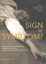Sign or Symptom? (KADOC Studies on Religion, Culture and Society, nr. 19)