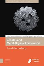 Zeolites and Metal-Organic Frameworks (Atlantis Advances in Nanotechnology Material Science and Energy Technologies, nr. 2)