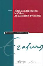 Judicial Independence in China af Yuwen Li