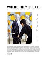 Where They Create Japan (Where They Create Series)