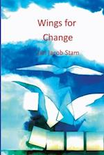 Wings for Change af Jan Jacob Stam
