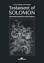 Testament of Solomon: A First Century AD Grimoire