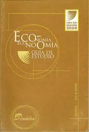 Economía. Guía de estudio (PDF)