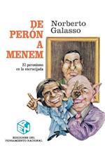 de Peron A Menem af Norberto Galasso