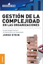 Gestion de La Complejidad En Las Organizaciones