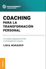 Coaching Para La Transformacion Personal