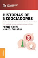 Historias de Negociadores af Franc Ponti, Miguel Donadio