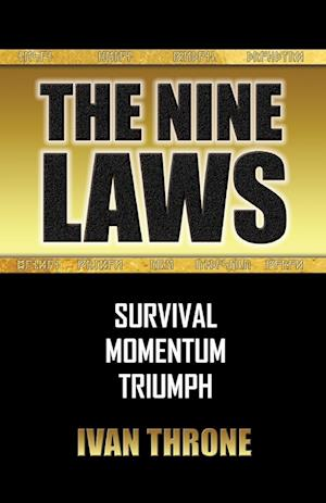 Bog, hæftet The Nine Laws af Ivan Throne
