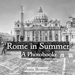Rome in Summer: A Photobook