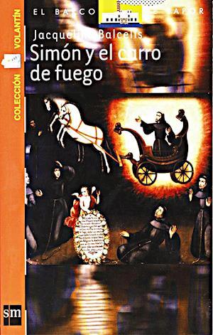 Simón y el carro de fuego (eBook-ePub)