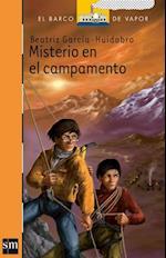 Misterio en el campamento (eBook-ePub) af Beatriz García-Huidobro