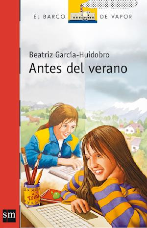 Antes del verano (eBook-ePub)