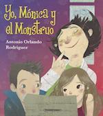 Yo, Monica y el Monstruo af Antonio Orlando Rodriguez