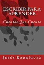 Escribir Para Aprender af Jesus Rodriguez