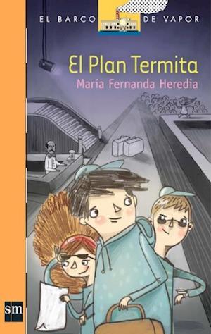 El Plan Termita (eBook-ePub)
