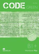 Code Green Intermediate Workbook with Macmillan Practice Online & CD B1+