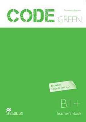 Code Green Teacher Book & Test CD