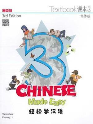 Chinese Made Easy 3rd Ed (Simplified) Textbook 3