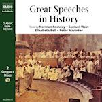 Great Speeches in History