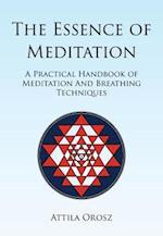 Essence of Meditation af Attila Orosz
