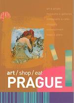 Prague - art/shop/eat, Blue Guides