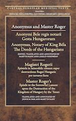 Anonymous and Master Roger (Central European Medieval Texts, nr. 5)