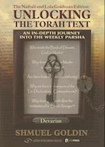 Unlocking the Torah Text -- Devarim