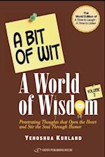 A Bit of Wit, a World of Wisdom