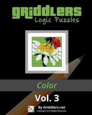 Bog, paperback Griddlers Logic Puzzles af Griddlers Team