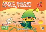 Music Theory for Young Children 3