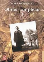 Obras Completas I af Efren Hernandez