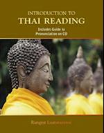 Introduction to Thai Reading [With CD]