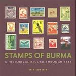 Stamps of Burma