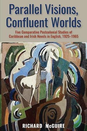 Bog, paperback Parallel Visions, Confulent Worlds af Richard McGuire