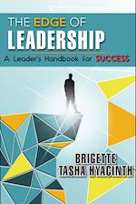 The Edge of Leadership: A Leader's Handbook for Success af Brigette Tasha Hyacinth