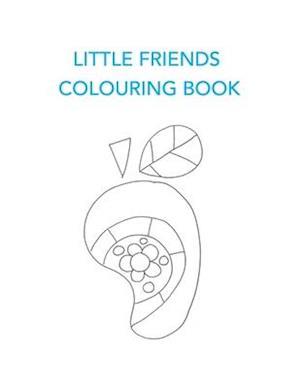 Little Friends Colouring Book