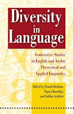 Diversity in Language