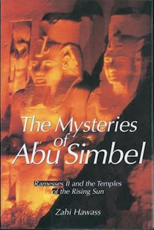 Bog, paperback The Mysteries of Abu Simbel af Zahi A Hawass